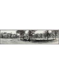 Gates Circle, Photograph Number 6A11835R by Library of Congress
