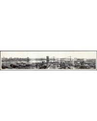 New York from Brooklyn Heights, Panorami... by Library of Congress