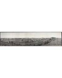 Panoramic View of Johnson City, Tenn., P... by Library of Congress