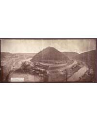 Panoramic View of Bear Mountaina and the... by Library of Congress