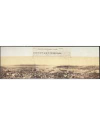 Photo-panoramic View of Constantinople, ... by Library of Congress