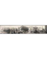 Panoramic View of Piccidily Sic Circus, ... by Library of Congress