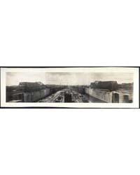Locks at Gatun, Panama Canal, Taken Duri... by Library of Congress