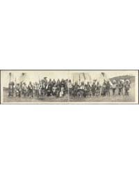 The Centennial Band, Nez-perce and Yakim... by Library of Congress