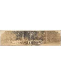 Panoramic Photo of Mt. Pleasant High Sch... by Library of Congress