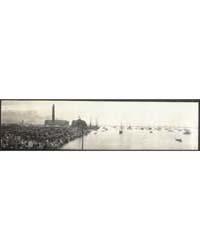 Arrival Niagara, Buffalo Yacht Club, Sep... by Library of Congress
