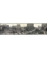 Campus Martius, Detroit, During G.A.R. P... by Library of Congress