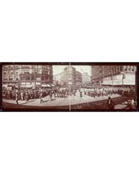 Panoramic Photo of Ancient & Honorable A... by Library of Congress