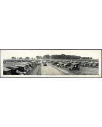 Automobiles at Fremont Tractor Show, Aug... by Library of Congress