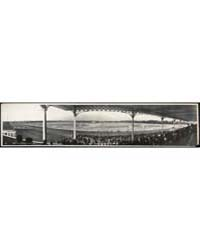 General View, Santa Anita Race Track, Ph... by Library of Congress