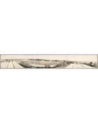 Panoramic View of Brockton Fair Grounds,... by Library of Congress
