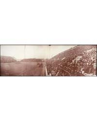 Panoramic Photo of Harvard - Dartmouth F... by Library of Congress
