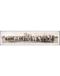 The Round-up Band, Pendleton, Ore., 1911... by Library of Congress