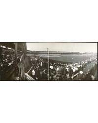 National League Park, Chicago, Cubs Vs. ... by Library of Congress