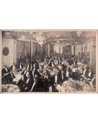Dinner in Honor of Signor Jiulio Gatti C... by Library of Congress