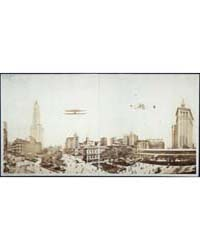 City Hall Park Panorama, Photograph Numb... by Library of Congress