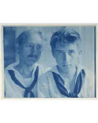 F.H. Day and Maynard White in Sailor Sui... by Day, F. Holland