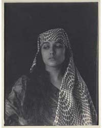 Woman, Julia Arthur in Middle Eastern, S... by Day, F. Holland