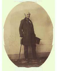 Sam Houston, Full-length Portrait, Facin... by Library of Congress