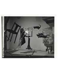 Salvador Dali A, Photograph Number 09633... by Halsman, Philippe