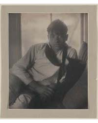 Tony Costanza in Sailor Suit, Seated, Le... by Day, F. Holland