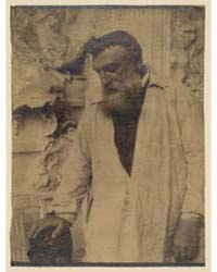 Auguste Rodin, 1840-1917, Photograph Num... by Käsebier, Gertrude