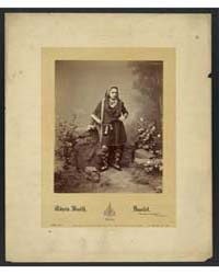 Portrait of Edwin Booth as Hamlet, Photo... by J. Gurney & Son