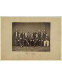 The Surratt Jury, Johnson, Photographer,... by Johnson, J. Orville