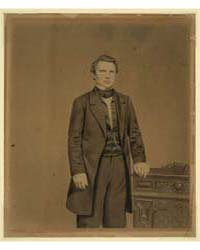Imperial Photograph of Thomas Lilbourne ... by Brady, Mathew B