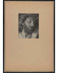 Christ with Crown of Thorns, Looking Dow... by Day, F. Holland