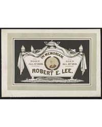 In Memoriam. Robert E. Lee Born Jan. 6Th... by Library of Congress