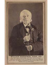William Hutchings, Aged 100, One of the ... by Moore, Nelson Augustus