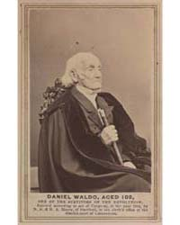 Daniel Waldo, Aged 102, One of the Survi... by Moore, Nelson Augustus