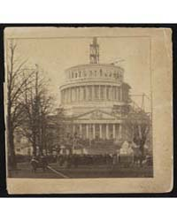 Inauguration of Abraham Lincoln at the U... by Library of Congress