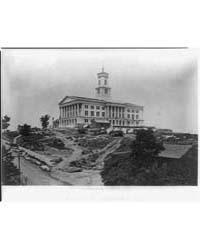The Capitol, Nashville,, Tenn., Photogra... by Barnard, George N