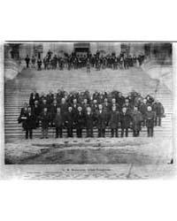 U.S. Senators, 43Rd Congress, Redington ... by Redington & Shaffer