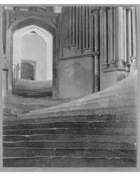Wells Cathedral : Stairway to Chapter Ho... by Evans, Frederick H