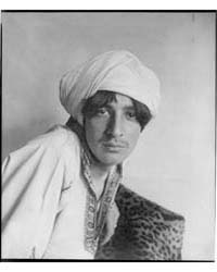 Young Man in Middle-eastern Costume, wit... by Day, F. Holland