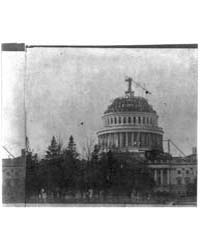 Construction of the U.S. Capitol Dome, P... by Library of Congress