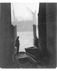 The Thames, Photograph Number 3B11415V by Coburn, Alvin Langdon