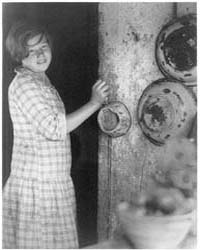 Girl at Open Door, Number 2, Photograph ... by Ulmann, Doris
