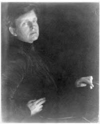 Frances Benjamin Johnston, Half-length P... by Coburn, Alvin Langdon