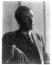 Clarence White in Suit, Seated, Photogra... by Day, F. Holland