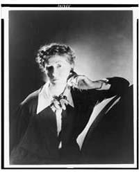 Marianne Moore, Half-length Portrait, Fa... by Lynes, George Platt