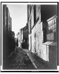 Rue St. Rustique, March 1922, Photograph... by Atget, Eugène