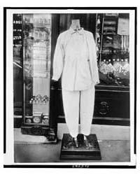 Mannequin, Photograph Number 3C05727V by Atget, Eugène