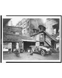 Cour, Rue De Valence, Photograph Number ... by Atget, Eugène