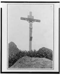 Crucifixion, Frontal, Photograph Number ... by Day, F. Holland