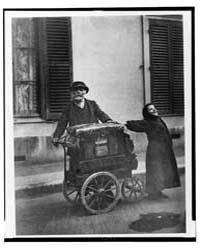 Street Musicians, Photograph Number 3C23... by Atget, Eugène