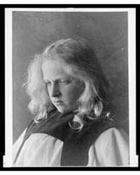 Girl in White Robe with Black Collar, Ph... by Day, F. Holland